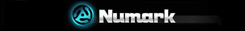 Numark Cutting-Edge Professional DJ Equipment
