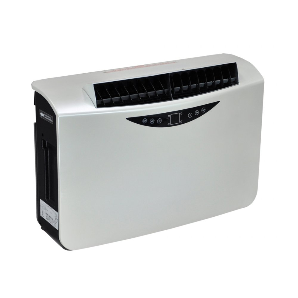 prem i air 10000 btu per hour wall mounted air conditioner and electrical heater ebay. Black Bedroom Furniture Sets. Home Design Ideas