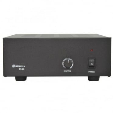 CS60 Compact 100V Line Slave Amplifier 60w