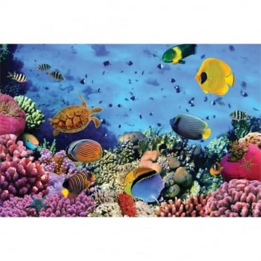 1000 Piece Jigsaw Puzzle Coral Reef