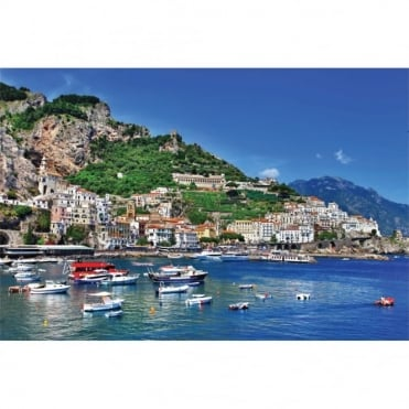 1000 Piece Jigsaw Puzzle Sorrento Coastline
