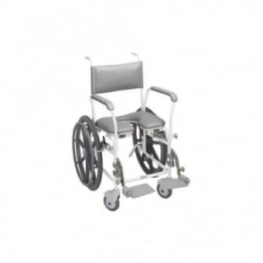 Aquamaster (A11) Self Propelled Shower Commode Chair