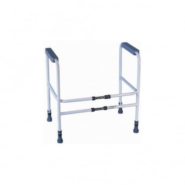 Broadstairs Toilet Frame with Adjustable Height and Width