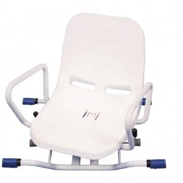 Coniston Swivel Bather Rotating Transfer Aid Bathroom Bath Seat Chair