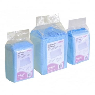 Disposable Incontinence Bed Pads - SAP technology Quality Absorption