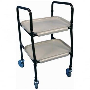 Height Adjustable Strolley Trolley