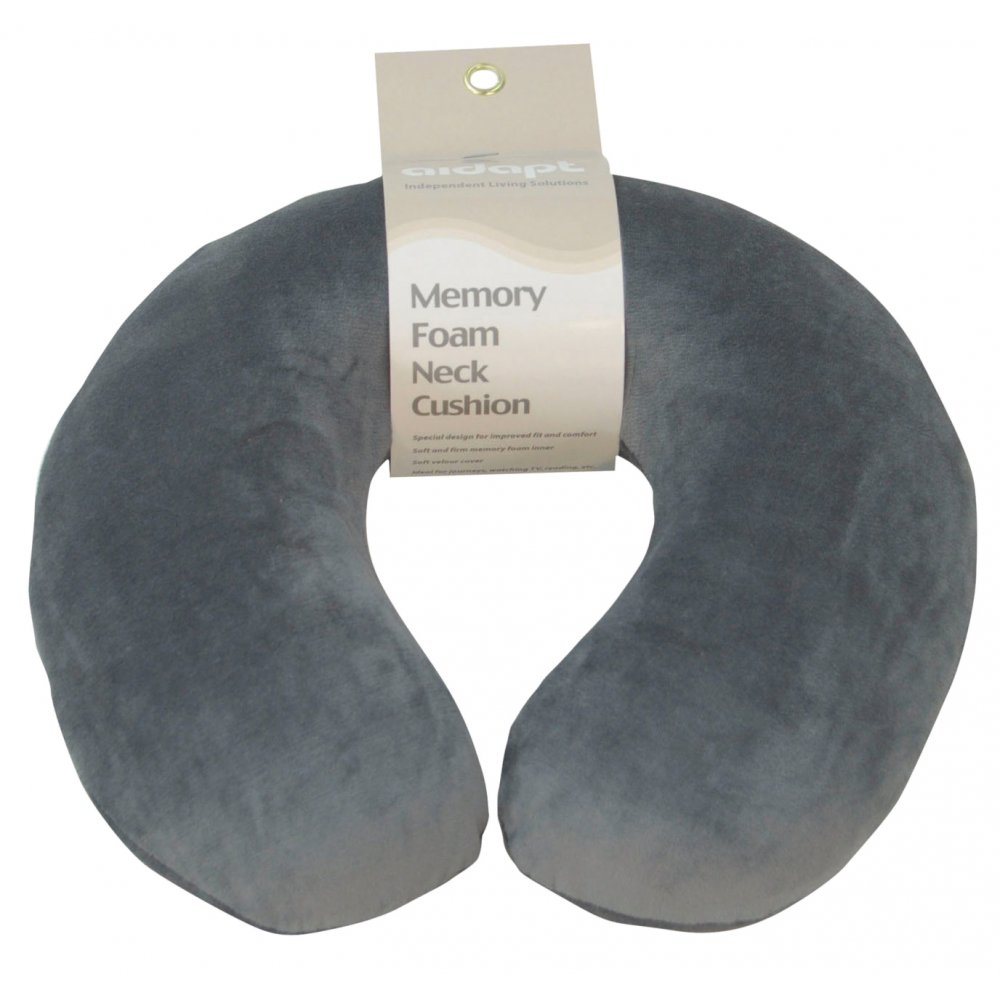 Memory Foam Neck Cushion
