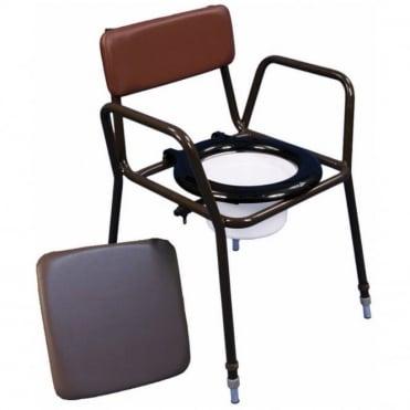 Norfolk Height Adjustable Commode Chair