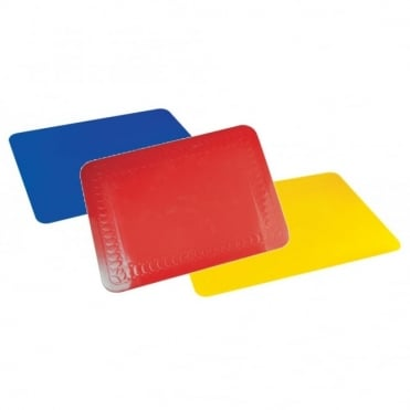Tenura Silicone Rubber Anti Slip Rectangular Mat
