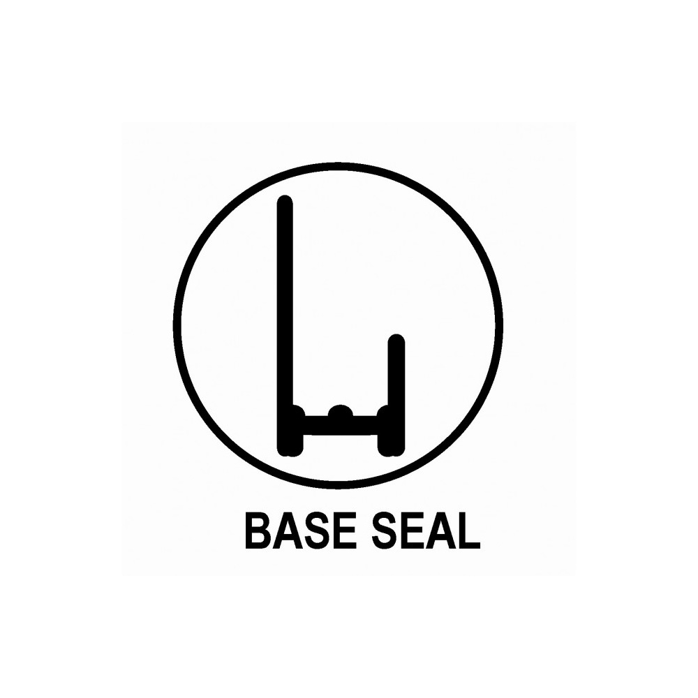 widepanel pvc base seal