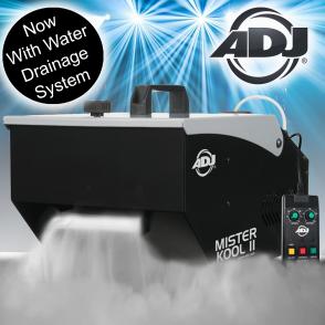 Mister Kool Low Lying Dry Ice Effect Smoke Party Disco Fogger Ground Fog Machine Stage DJ