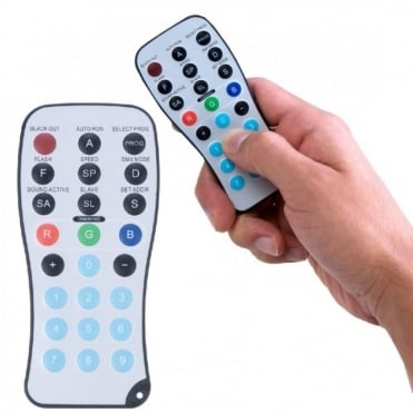 Wireless Remote WR Controller ( LED RC )