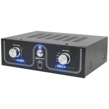 SA-2 Stereo Amplifier 100W Max Convection Cooling Silent Operation