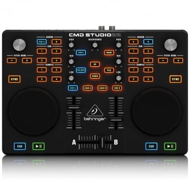 CMD Studio 2A DJ Software Performance Controller With Pads