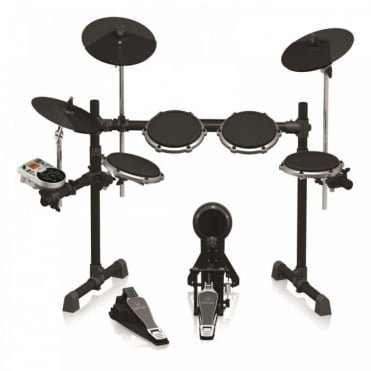 XD80USB 8-Piece Electronic Drum Set With HDS240 USB Module