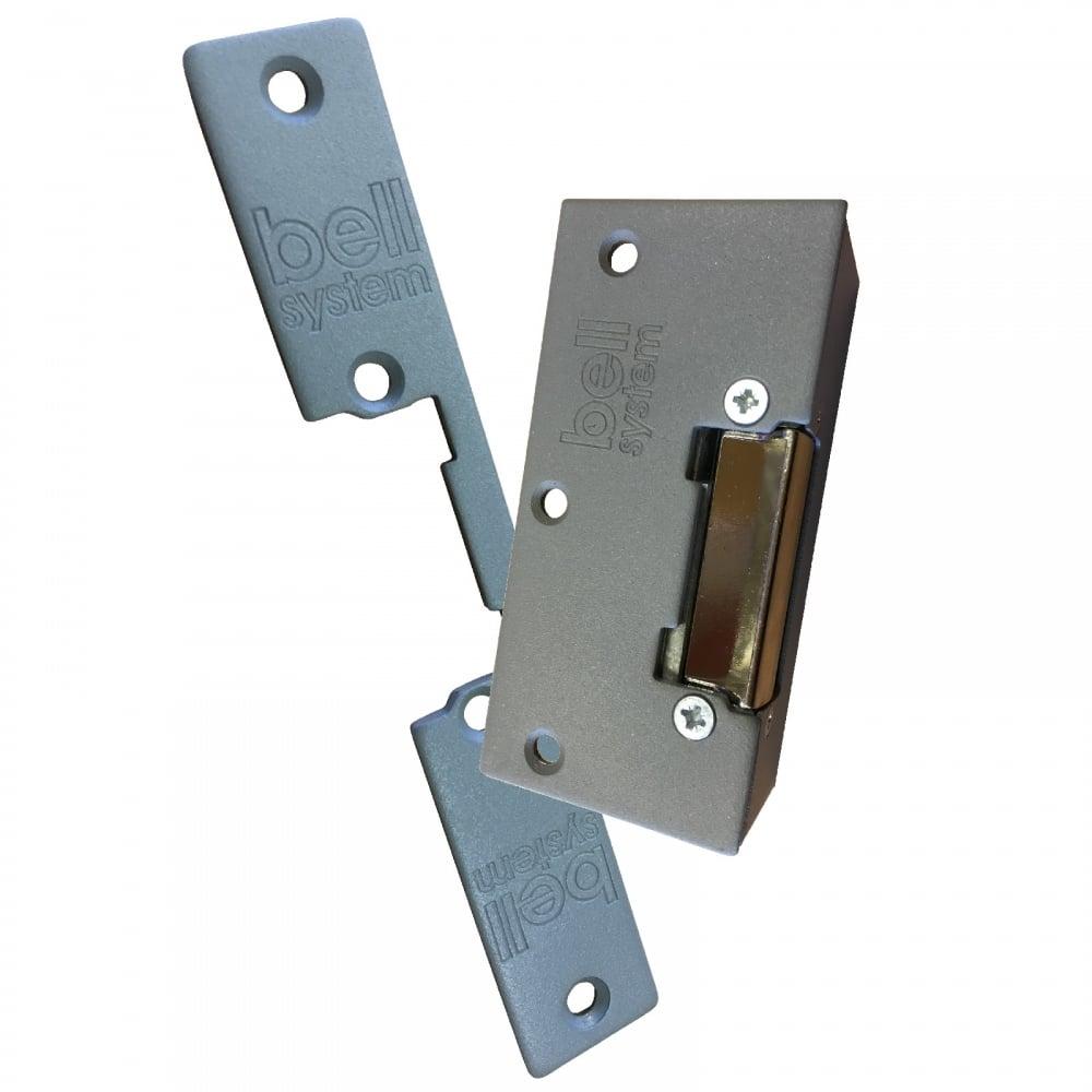 Model 210 lock release electric strike for door entry for 12v dc door bell