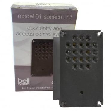 Model 61 Microphone Speech Module Unit BSTL Door Entry Control Access C6D