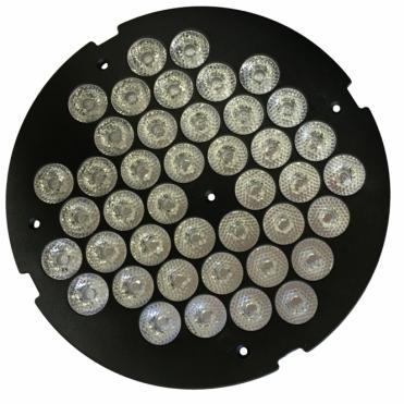 15deg Lens Plate Kit for SlimPAR Pro RGBA