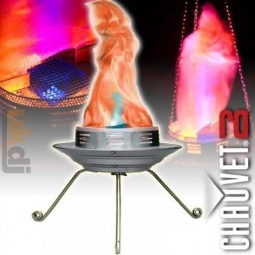 BOB LED Flame Machine Silk Decor Flame DJ Disco Club Lighting Effect