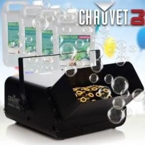 Bubble King B550 High Output Bubble Machine Professional Party DJ Disco Inc 20L Fluid