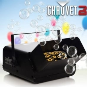 Chauvet Bubble King B550 High Output Bubble Machine Professional Party DJ Disco