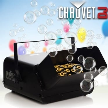 Bubble King B550 High Output Bubble Machine Professional Party DJ Disco