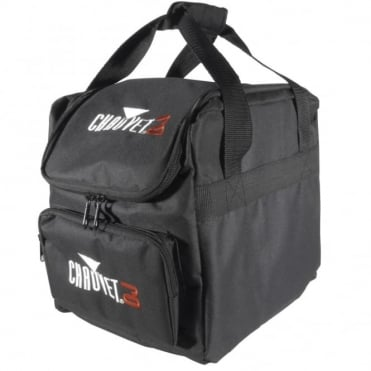 CHS-25 Padded Carry Case Gear Bag For PAR 64 LED Slim Can