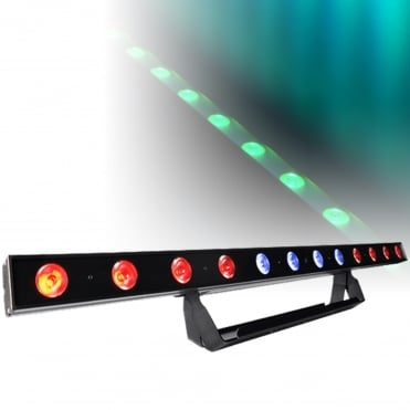 COLORband Pix USB Bar Pro 1m RGB LED Colour Mix Stage Wash Light D-Fi DMX