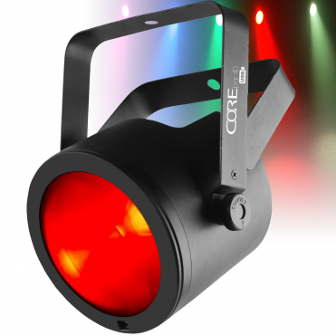 COREpar 40 Watt LED COB Par USB 40W RGB Parcan Spot Light D-Fi