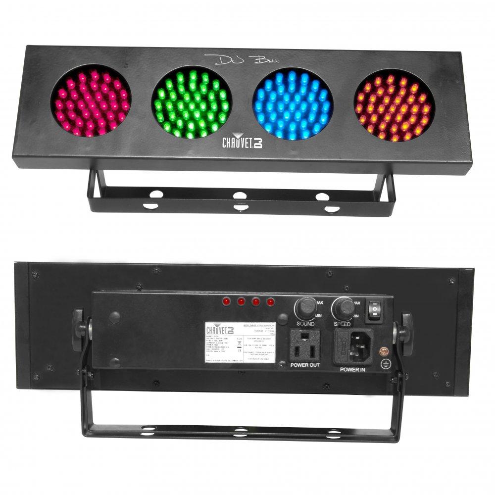 chauvet dj bank 4 colour bar strip dj lighting effect. Black Bedroom Furniture Sets. Home Design Ideas