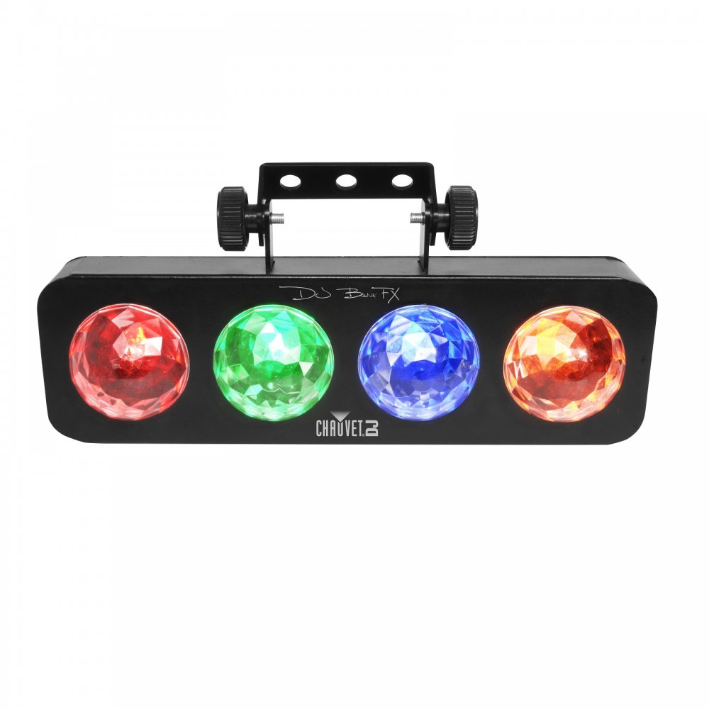DJ Bank FX 4 Colour Bar Strip DJ Disco Party Light Sound Activated  sc 1 st  UKDJ & Chauvet DJ FX Bank 4 Colour Bar Strip DJ Lighting Effect