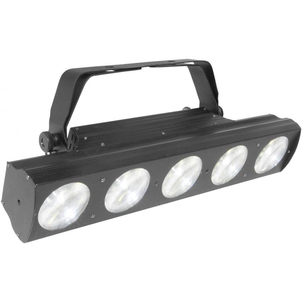Dj beambar 5x 6 watt led razor sharp beam spot fx light bar dj beambar 5x 6 watt dmx led razor sharp beam spot fx light bar aloadofball Gallery