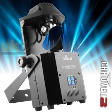 DJ Intimidator Scan 305 IRC DMX 60W LED Scanner 7 Gobo Lighting Effect