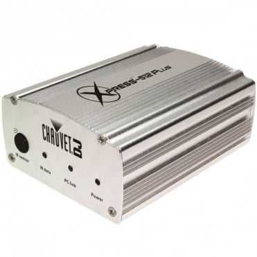 DJ Xpress 512 PLUS DMX Lighting Control Interface + ShowXpress Software