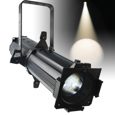 EVE E-100Z Pro Warm White 100w LED Ellipsoidal Spot / Gobo Projector