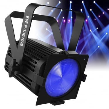 EVE Par 130 RGB High Power LED Spot Light - 25º and 45º Lenses Included