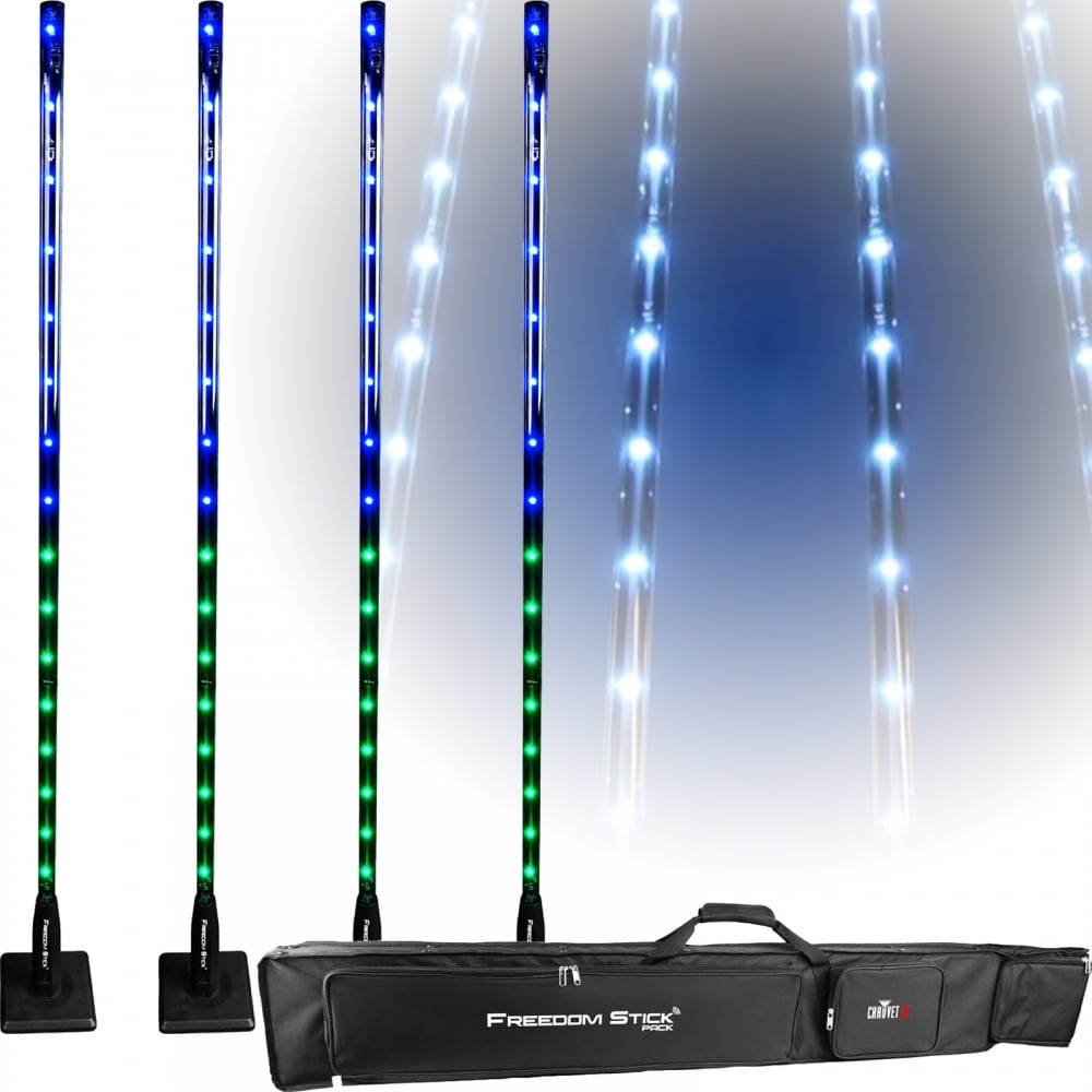 Freedom Stick Pack Free Standing Led Light Fixture Inc