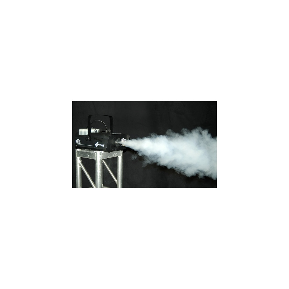 chauvet fog machine hurricane 1300