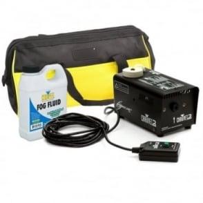 Hurricane 700 High Performance Professional Smoke Fog Machine + FREE BAG * GRADED *