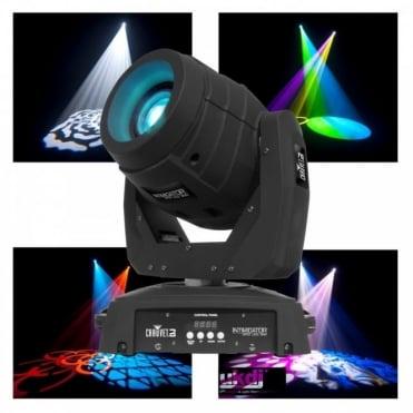 Intimidator Spot LED 350 75W Motorized Moving Head Gobo Light Effect