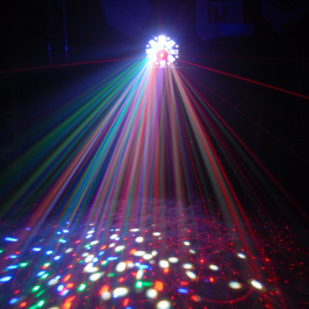 chauvet lighting swarm 5 fx all in one dj led lighting effect. Black Bedroom Furniture Sets. Home Design Ideas
