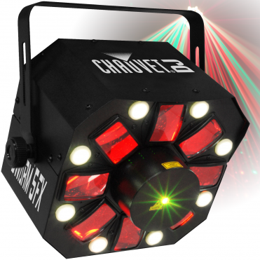 Lighting Swarm 5 FX 3-In-1 DJ LED Lighting Effect