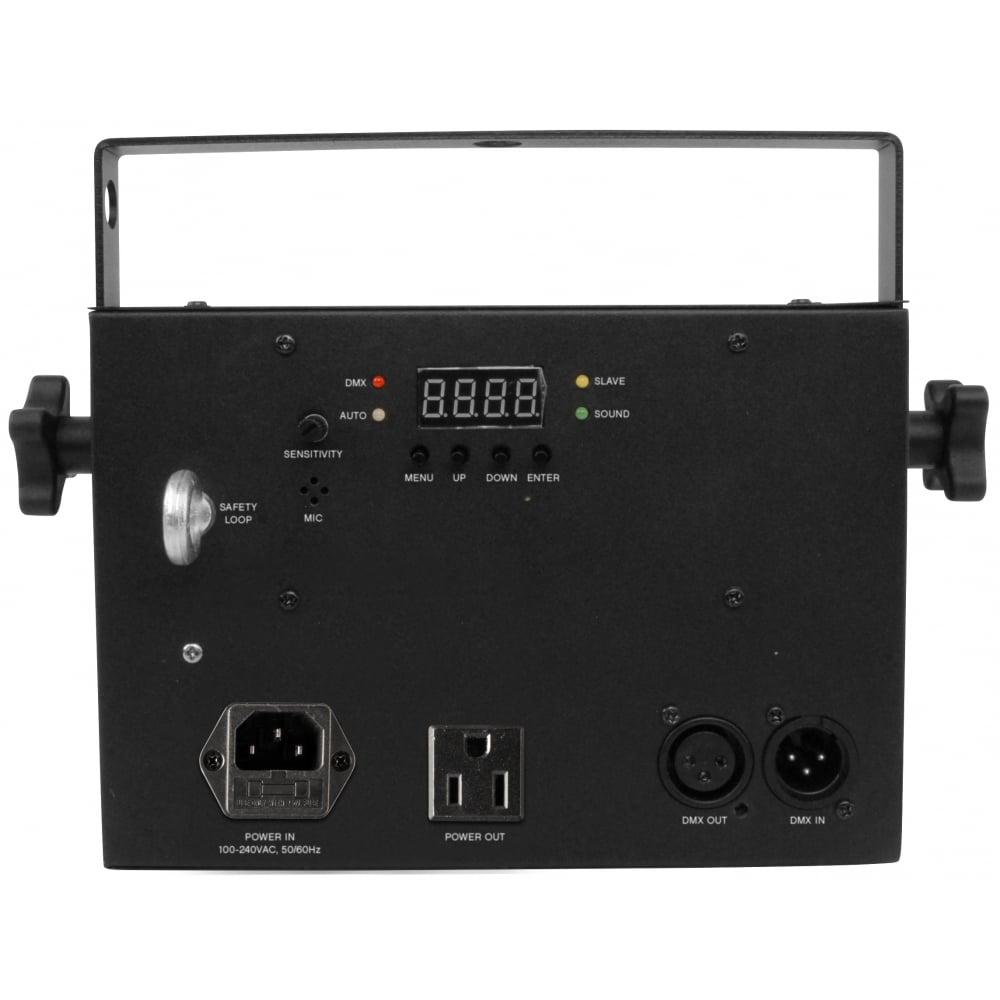Chauvet Mini Kinta in FX DJ DMX RGBW LED Laser Strobe Effect Light ...