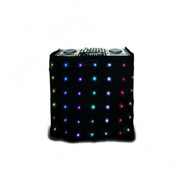 Moition Facade LED  2 x 1M RGB LED Drape