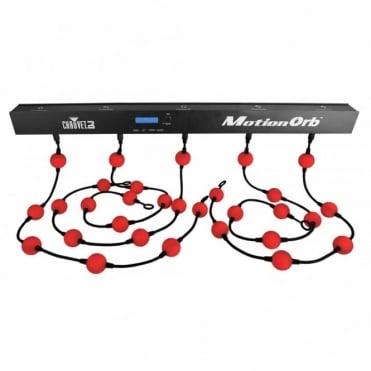 Motion Orb DMX Backdrop or Ceiling Suspension LED Lighting FX Weddings Bands