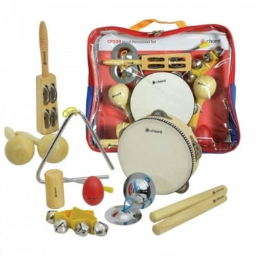 9 Different Hand Percussion Set For Homes and Schools