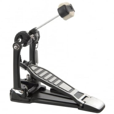 Heavt Duty Double Chain Driven Drum Pro Kick Pedal Beater