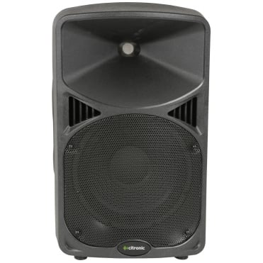 "Active PA Cabinet Speaker 10"" with Built-in Peak Limiter"
