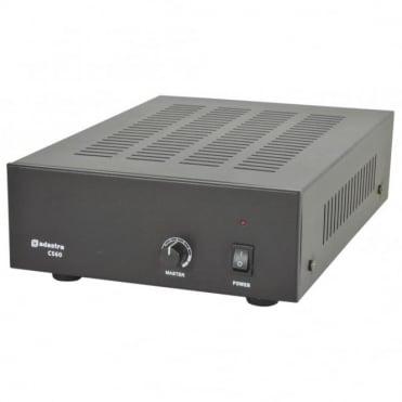 CS60 Compact 100V Line Slave Amplifier 60w