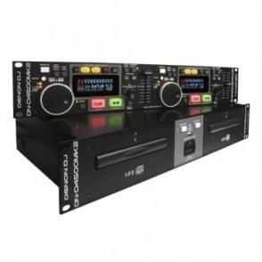 DN-D4500 MK2 Dual Digital Media Machine - DJ  Twin CD MP3 CD-R/RW Disc Player